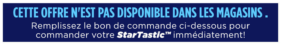 Fill out the form below to order your Startastic™ now!